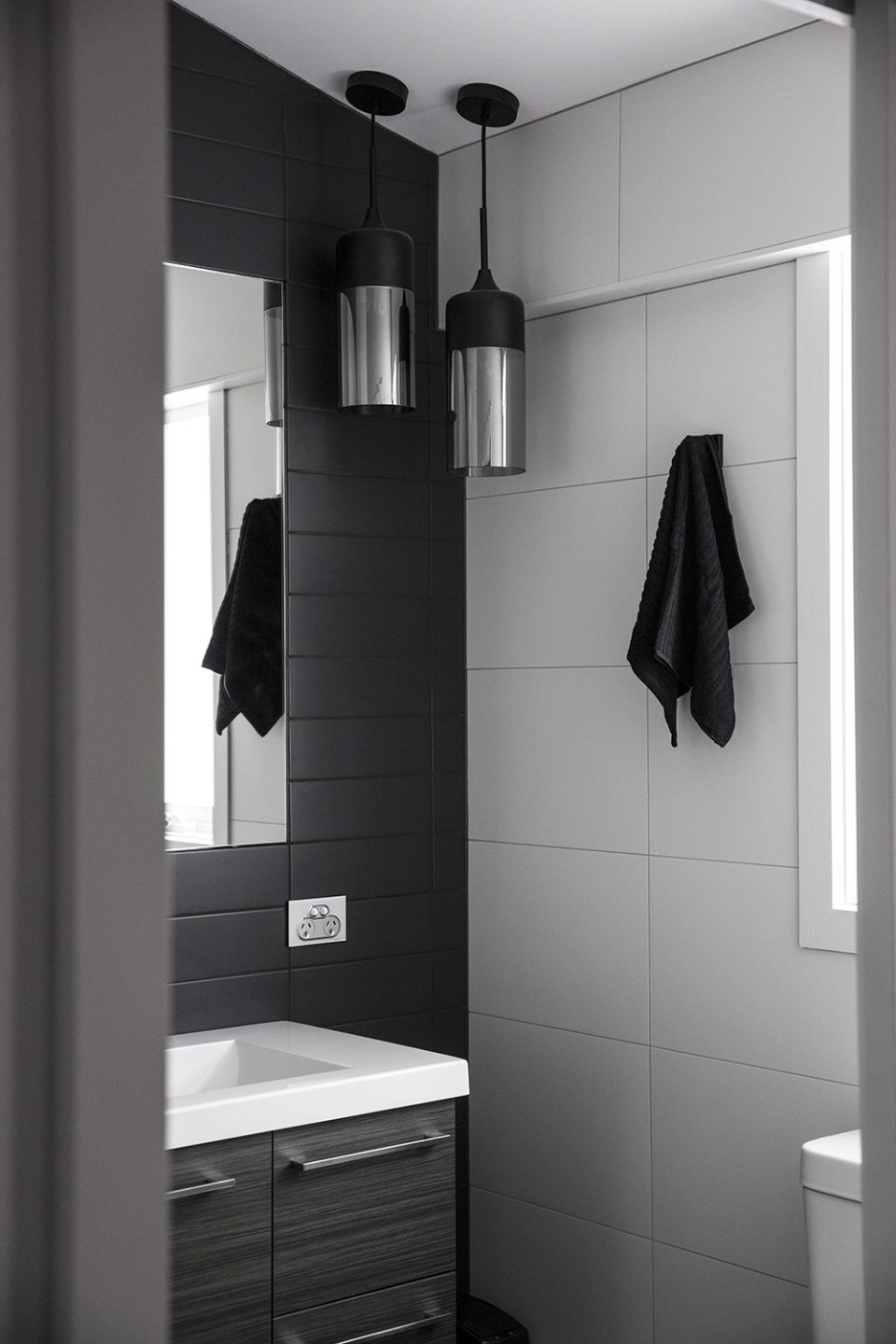 Renovated Bathrooms In Greensborough M J Harris Group