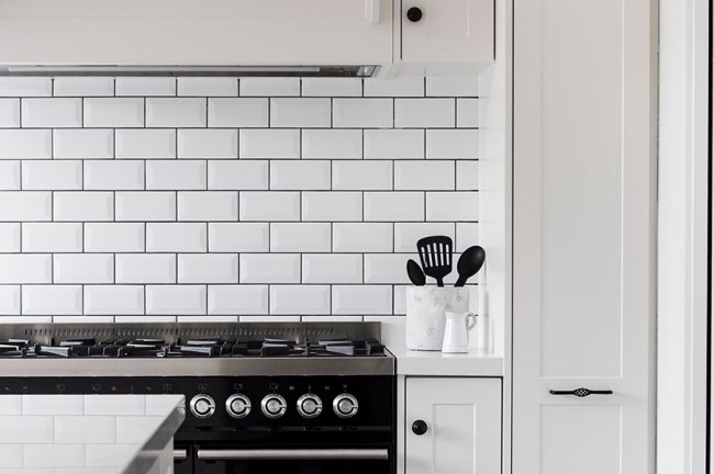 Kitchen Renovations Melbourne Tiled Splashback
