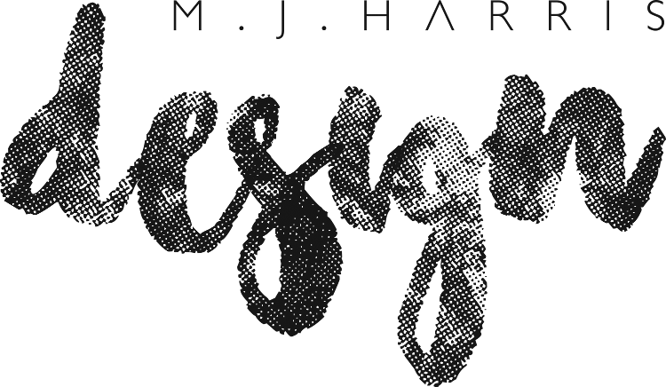 M.J.Harris Design Logo