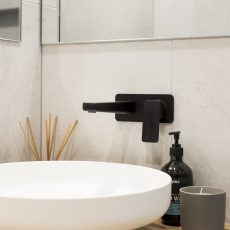 Tap and sink as part of the bathroom renovation in Cremorne