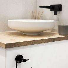 Using style for the bathroom renovation in Cremorne