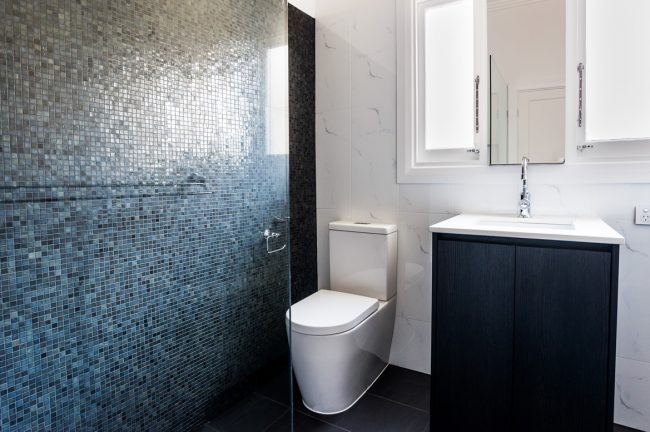 Melbourne bathroom renovation, MJ Harris Group