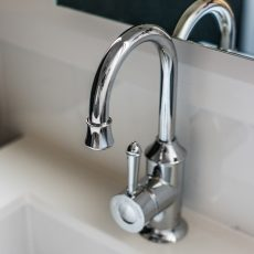 Melbourne bathroom tap ware installed by MJ Harris Carpentry