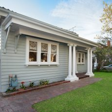 melbourne exterior renovation including painting