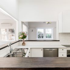 Kitchen renovation in Melbourne