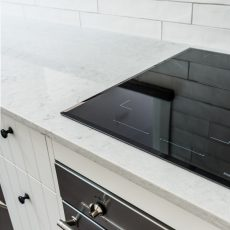 Melbourne kitchen renovation with stone benchtops