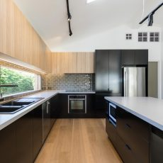 Yallambie two toned kitchen renovation