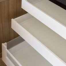 Blum soft close internal drawers