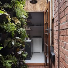 Vertical Garden in Brunswick