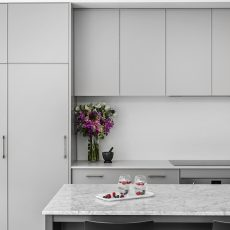 Custom kitchen joinery in Melbourne