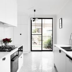Carlton kitchen renovation by MJ Harris Group