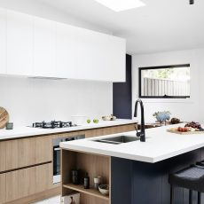 Brunswick kitchen renovation by M.J. Harris Group