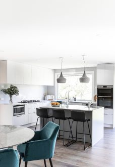 Greensborough Kitchen renovation by MJ Harris
