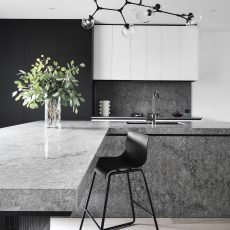 Kirkdale Project Luxury Kitchen by MJ Harris Group
