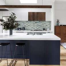 Coburg Kitchen renovation by M.J. Harris Group