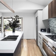 Open and spacious kitchen in Melbourne