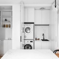 Kitchen and European Laundry in Ivanhoe, Melbourne